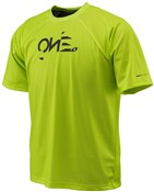 Image of One Industries Interval Cut Short Sleeve Cycling Jersey
