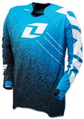 Image of One Industries Vapor Noise Long Sleeve Cycling Jersey