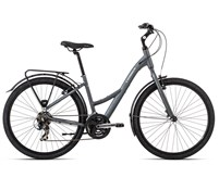 Image of Orbea Comfort 27 20 Open Equipped  2015 Hybrid Bike