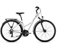 Image of Orbea Comfort 28 10 Open Equipped  2015 Hybrid Bike