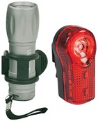Image of Oxford Ultra Torch 1w Light Set