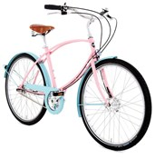 Image of Pashley Tube Rider Double Scoop Womens 2013 Hybrid Bike
