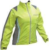 Image of Proviz Ladies Waterproof Luminescent Jacket