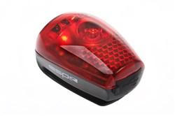 Image of RSP 3 LED USB Rechargeable Silicone Rear Light