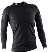 Image of Race Face Stark Wool Long Sleeve Cycling Base Layer