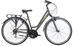 Image of Raleigh Pioneer 4 Womens 2014 Hybrid Bike