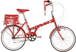 Image of Raleigh Red or Dead Starstruck 2014 Hybrid Bike