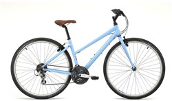Image of Ridgeback Anteron Open Frame Womens 2015 Hybrid Bike