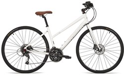 Image of Ridgeback Vanteo Open Frame Womens 2015 Hybrid Bike