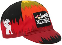 Image of Santini Cinelli Chrome Cotton Race Cap