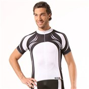 Image of Santini FS94400F SS Short Sleeve Cycling Jersey