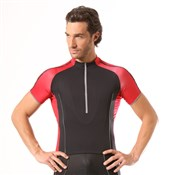 Image of Santini Split Short Sleeve Jersey FS94430
