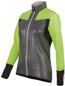 Image of Santini Velo Pidigi Sunrise Lightweight Womens Windbreaker Jacket