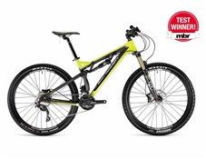Image of Saracen Kili Flyer 122 2014 Mountain Bike