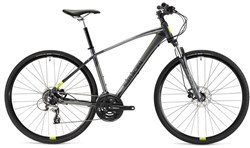Image of Saracen Urban Cross 2 2015 Hybrid Bike