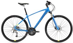 Image of Saracen Urban Cross 3 2015 Hybrid Bike