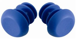 Image of Savage PE Rubber Bar End Plugs