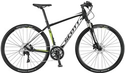 Image of Scott Sportster 10 2014 Hybrid Bike