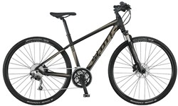 Image of Scott Sportster 20 Solution Womens 2014 Hybrid Bike