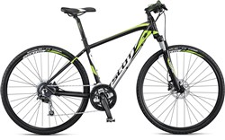 Image of Scott Sportster 30 2015 Hybrid Bike