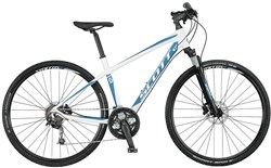 Image of Scott Sportster 30 Solution Womens 2014 Hybrid Bike