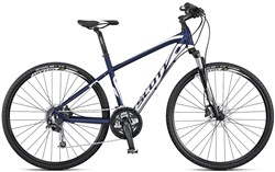 Image of Scott Sportster 30 Solution Womens 2015 Hybrid Bike