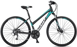 Image of Scott Sportster 50 Womens 2015 Hybrid Bike