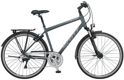 Image of Scott Sub Comfort 10 2014 Hybrid Bike
