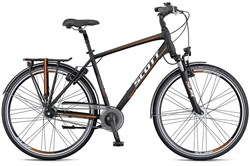 Image of Scott Sub Comfort 10 2015 Hybrid Bike