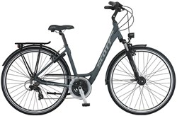 Image of Scott Sub Comfort 40 Womens 2014 Hybrid Bike