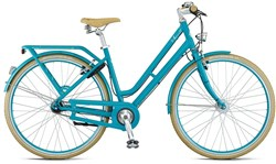 Image of Scott Sub Retro 10 Womens 2015 Hybrid Bike