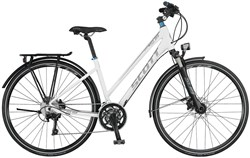 Image of Scott Sub Sport 10 Womens 2014 Hybrid Bike