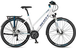 Image of Scott Sub Sport 10 Womens 2015 Hybrid Bike