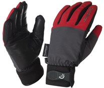 Image of Sealskinz All Season Long Finger Gloves