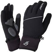 Image of Sealskinz Ladies Long Finger Winter Cycle Gloves