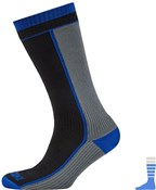 Image of Sealskinz Mid Weight Mid Length Sock