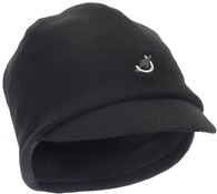 Image of Sealskinz Waterproof Peaked Beanie Hat