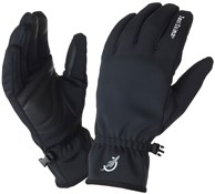 Image of Sealskinz Windproof Long Finger Gloves