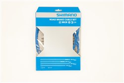 Image of Shimano Road Brake Cable Set With PTFE Coated Inner Wire