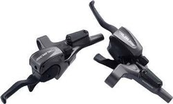 Image of Shimano Saint M800 STI Lever Set