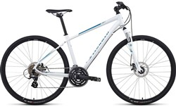 Image of Specialized Ariel Disc Womens 2014 Hybrid Bike