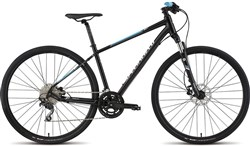 Image of Specialized Ariel Elite Disc Womens 2015 Hybrid Bike