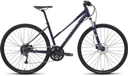 Image of Specialized Ariel Sport Disc Step Through Womens 2015 Hybrid Bike