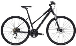 Image of Specialized Ariel Sport Disc Step Thru Womens 2014 Hybrid Bike