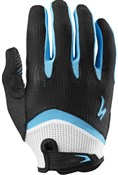 Image of Specialized Body Geometry Gel WireTap Long Finger Cycling Gloves