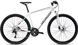Image of Specialized Crosstrail Comp Disc 2014 Hybrid Bike