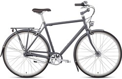 Image of Specialized Globe Daily Deluxe 3 2014 Hybrid Bike
