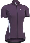 Image of Specialized Solid Womens Short Sleeve Cycling Jersey
