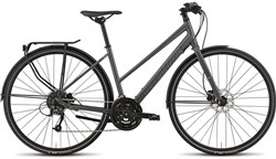 Image of Specialized Source Sport Disc Step Through Womens 2015 Hybrid Bike