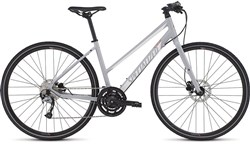 Image of Specialized Vita Sport Disc Step Through Womens 2016 Hybrid Bike